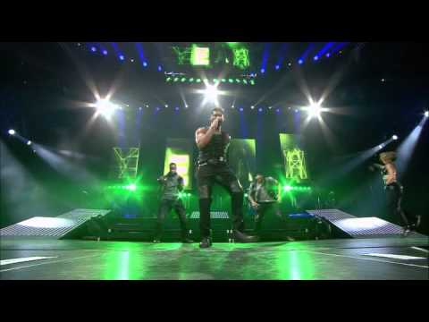 Usher Omg Tour 2011 Part 01