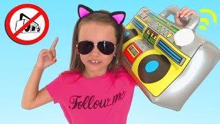 Alice y nuevas reglas de conducta para niños