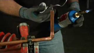 How to solder copper pipe like a pro.  Part 2 of 2.