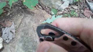 Unconventional & Alternative Uses for the Kershaw Shuffle 2 Pocket Knife - The Art of Prepping