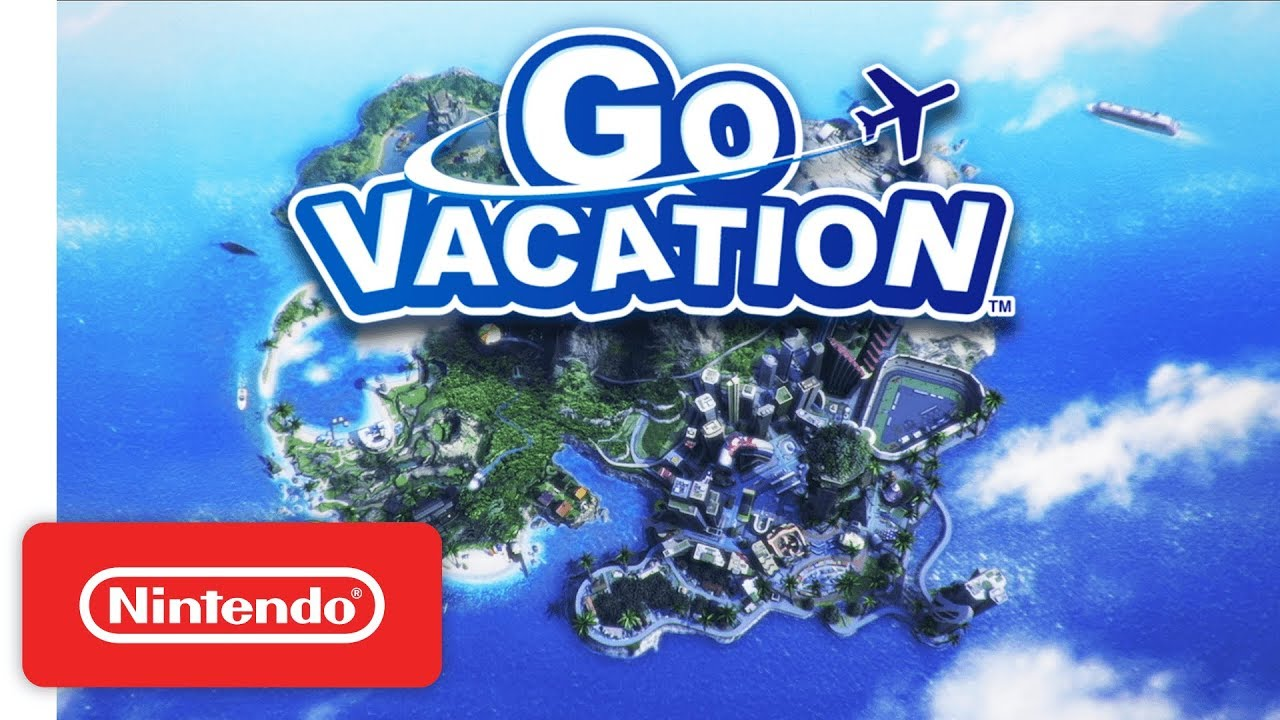 Image result for go vacation nintendo switch