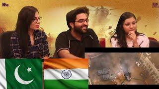 Baaghi 3 | Official Trailer | Tiger Shroff |Shraddha|Riteish|Sajid Nadiadwala| | PAKISTAN REACTION