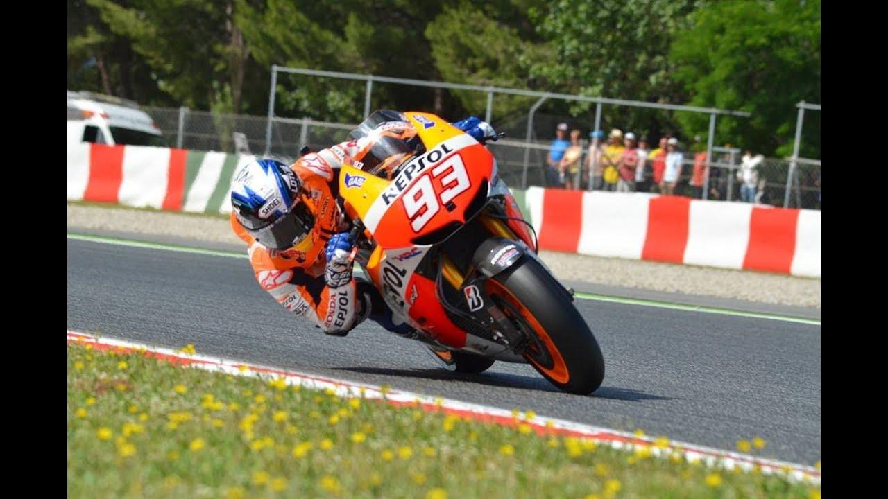 MotoGP 2013 Catalunya Spain Race Marc Márquez [Full HD] - YouTube