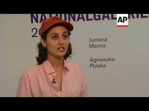 Four artists vie for prestigious prize