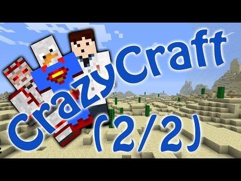 CrazyCraft (2/2) - Neuvěřitelné!