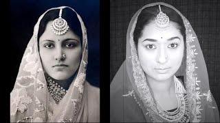 100 Years of Beauty - Punjab (Brownbeautysimor)