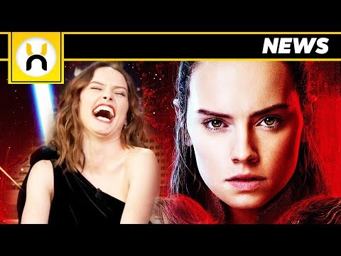 Star Wars: Daisy Ridley Says Rey Has NO Weakness... And That's The Problem
