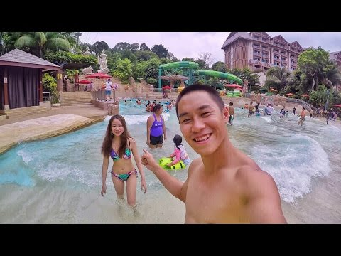 POOL FUN - Hangouts 13 | Eden Ang