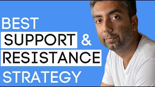 Best Support and Resistance Strategy in Price Action Trading