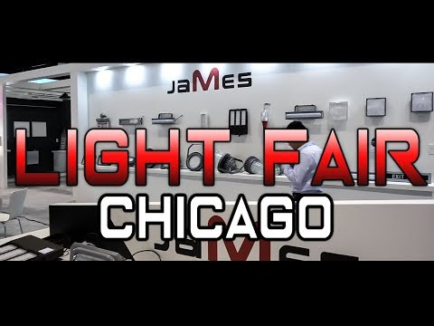 Light Fair Chicago 2018 | Back To Reality