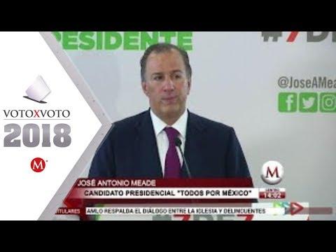 ¿Qué declaró José Antonio Meade en su #7de7?