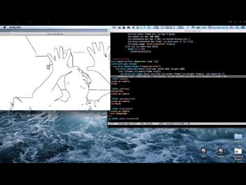 common-cv - OpenCV wrapper for CommonLisp