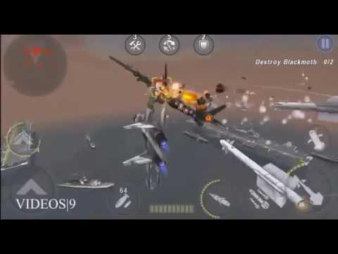 Взломанный Gunship Battle на много денег и золота (последняя версия на русском языке)