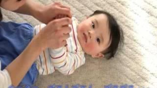 手遊び、ふれあい遊び歌「たまごをぽん」【主婦の友社】 thumbnail