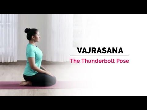 Vajrasana | Thunderbolt Yoga Pose | Steps | Benefits | Yogic Fitness