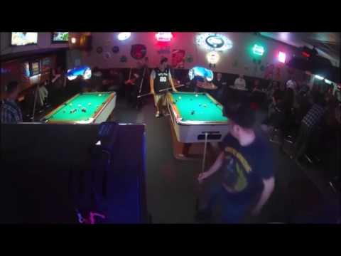 Umpqua valley pool players