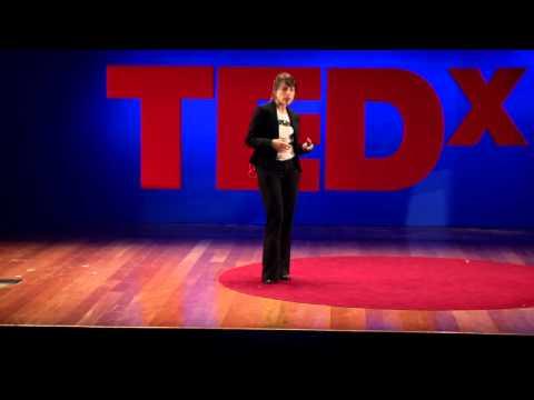 Samara Werner at TEDxSaoPaulo