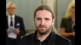 Mam nadzieję, że państwo nie będą słuchali głosów komunistów - Dobromir Sośnierz