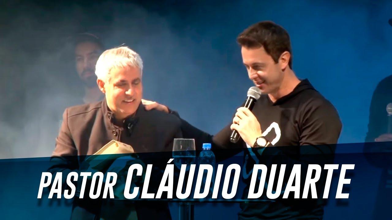 Pr Cláudio Duarte e Pr Junior Rostirola - Igreja Reviver