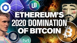 Ethereum Is BITCOINS 2nd Layer! Bend the KNEE BTC!