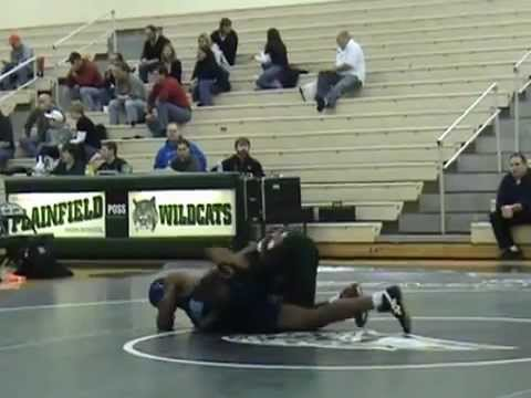 Greg Cameron High School Wrestling | 220 Pounds | Plainfield Central