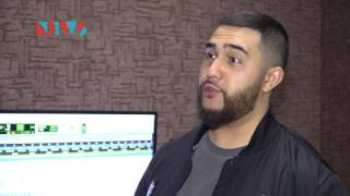 Jah Khalib-тің Алматыдағы кеші