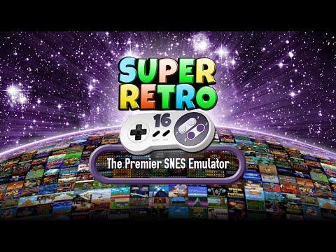 SuperRetro16 - YouTube