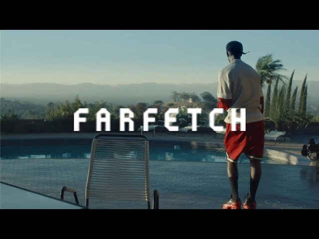 #GiveItLiveIt: Gift Sneakers Like Never Before RU   Farfetch