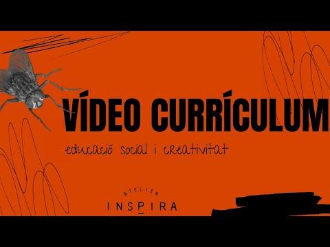 VideoCurrículum Educadora Social (Mercè Aranda)
