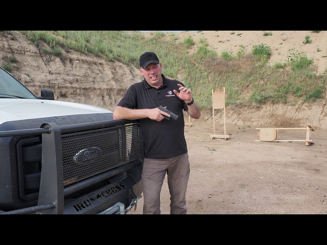 XS Sights – A Quick Look – Fighting From Cover Video Course