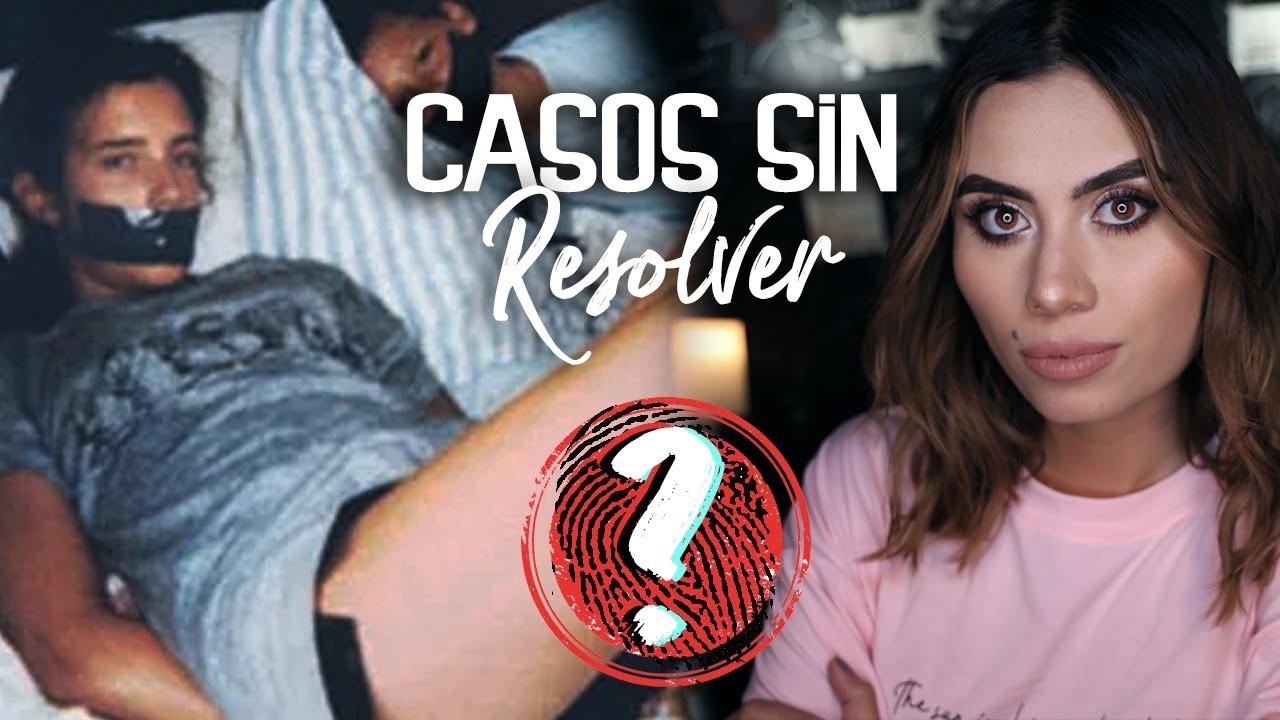 ¡Una FOTO en el SUELO!: MISTERIOSOS CASOS SIN RESOLVER - Paulettee