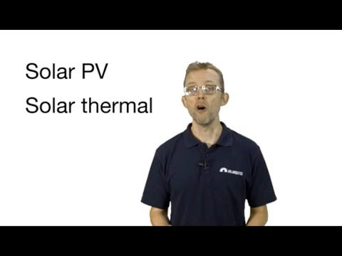 Solar PV Vs Solar Thermal - What's The Best Way To Heat Your Water?