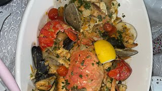 Soupe Seafood 🦞