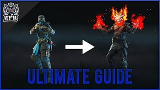 For Honor - The ULTIMATE Shinobi Guide! - Becoming a GOD Part 2 thumbnail