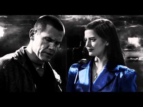 Eva Green in Sin City: A Dame To Kill For: She's Worth The Wait Scene