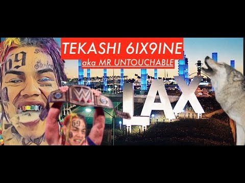 Tekashi 6IX9INE CLOWNS THE WOLVES of Los Angeles Who Banned Him From ALL STAR 'IM UNTOUCHED AGAIN'