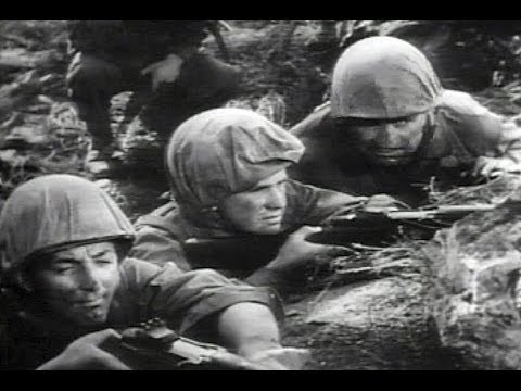 Gung Ho! Carlson's Makin Island Raiders (Feature Length, Restored 1943)