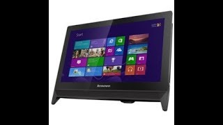 LENOVO ALL IN ONE C SERIES PC ,DESKTOP UNBOXING AND SHORT REVIEW