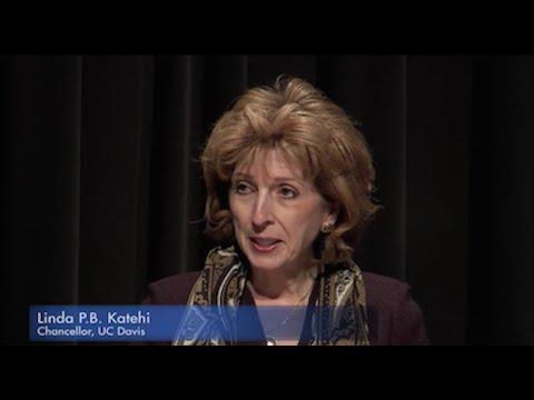Chancellor Linda Katehi's Colloquium: Donna E. Shalala