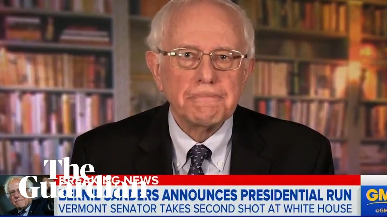 Bernie Sanders 2020: where the presidential candidate stands on key issues