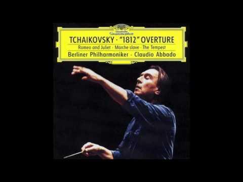 Tchaikovsky 1812 Overture  (Claudio Abbado)