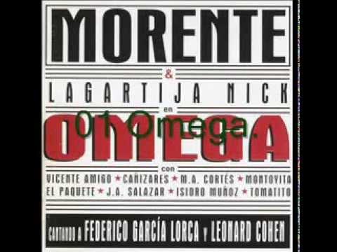 Morente & Lagartija Nick - Omega. (Álbum completo).