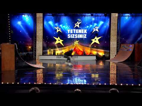 Yetenek Sizsiniz Türkiye 2.Tur - Kartal Skaters