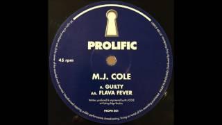 MJ Cole - Flava Fever