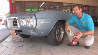 1969 pontiac firebird 400 convertible for sale with test drive and walk through video