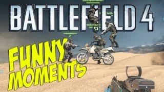 battlefield 4 funny moments best ram ever trickshot tanks jacking bf4