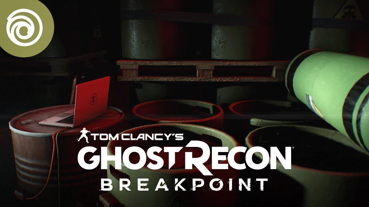 Ghost Recon Breakpoint: Red Patriot Teaser |De terugkeer van de Bodarks