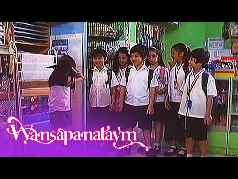 Wansapanataym: Sarah saves her classmates