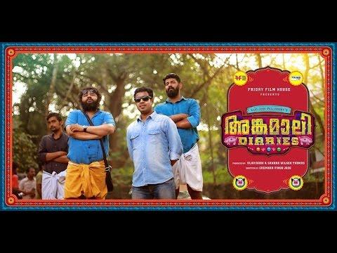 Angamaly Diaries   Opening BGM    Mundathikode Ragadeepam