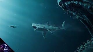 दुनिया की सबसे बड़ी शार्क || Largest Shark in the world (Megalodon) Hindi